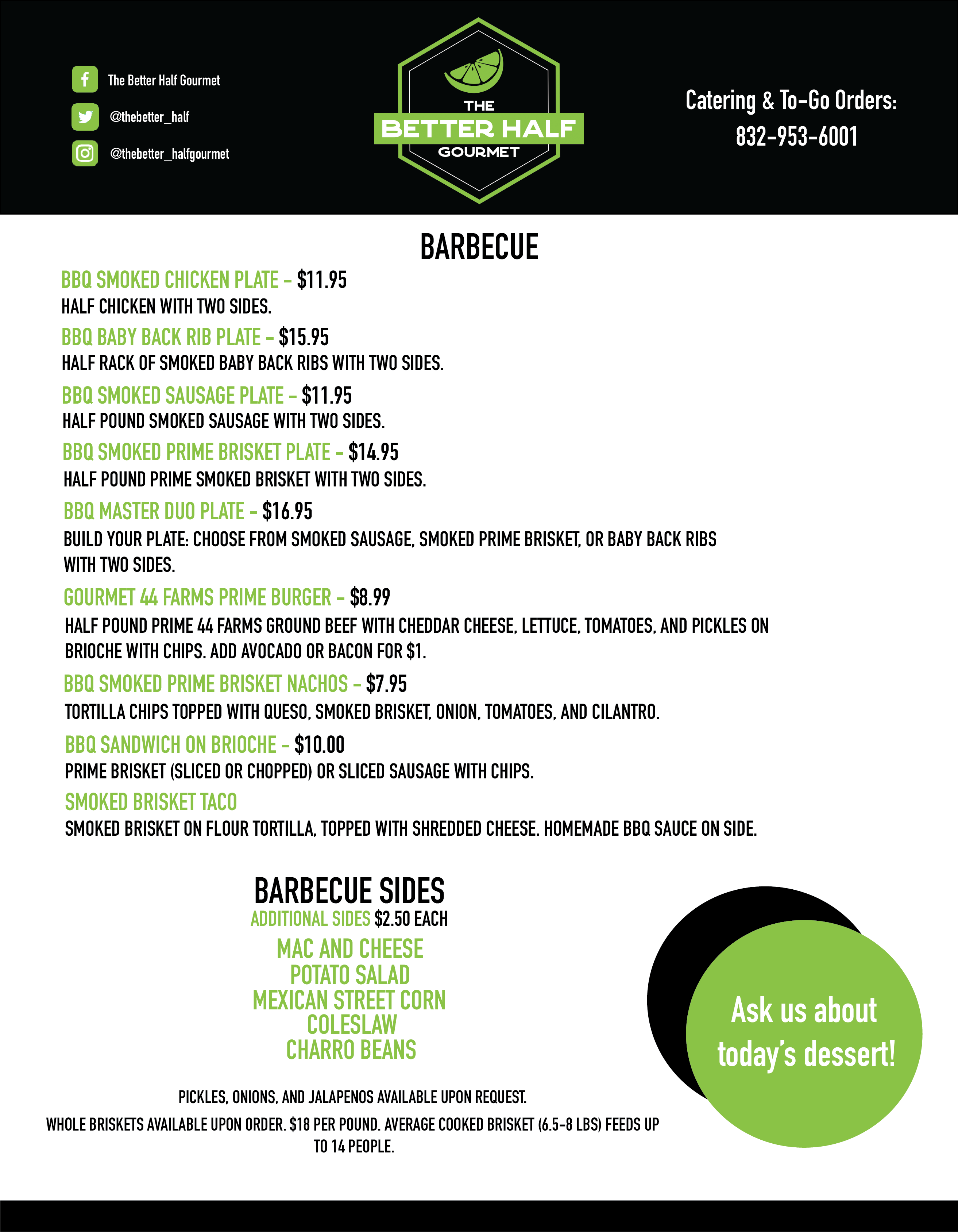Food Truck Menu - TBHG - June7-02