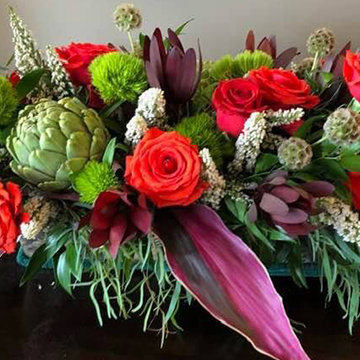 The Better Half Gourmet Floral